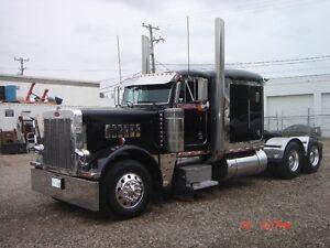 Pre-emission Truck Peterbilt 379L
