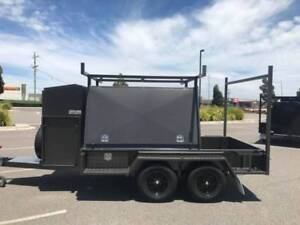 FROM $188 P/MONTH ON FINANCE* 10x5 Tradesman Ute Trailer, 2 Tonne Coburg Moreland Area Preview