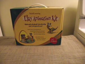 Clay Animation Kit By Tech4Learning