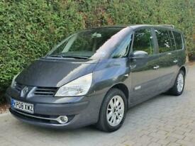 image for 2008 Renault Espace Dynamique 2.0dCi 125k Miles UK REG LHD LEFT HAND DRIVE