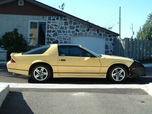 1987 IROC-Z for sale