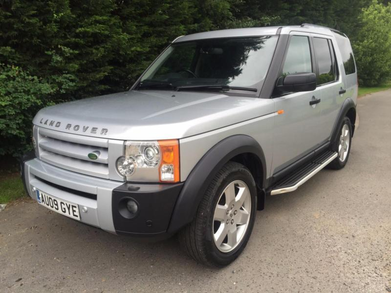2009 land rover discovery 3 2 7 tdv6 hse automatic 4x4 7 seater turbo diesel in hockley. Black Bedroom Furniture Sets. Home Design Ideas