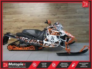 2015 Arctic Cat XF 8000 LIMITED KIT GRAPHIQUE !!!