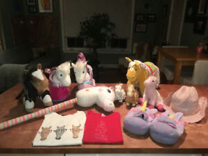 Horse Toy Lot