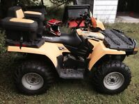 2006 Polaris Sportsman 450