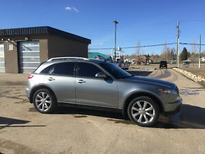 Infiniti FX45 Great Condition