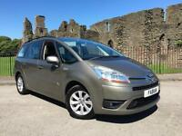 2008 58 Citroen Grand C4 Picasso 1.6HDi 16v EGS Exclusive 7 Seater