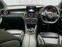 2018 Mercedes-Benz GLC-CLASS 3.0 GLC 350 D 4MATIC AMG LINE 5d 255 BHP Estate Die