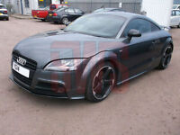 2014 Audi TT Black Edition TFSi 2.0 DAMAGED REPAIRABLE SALVAGE
