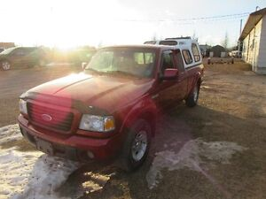 2008 Ford Ranger X CAB  only 108 km new mvi topper 3.0 L 5 spd