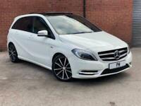 2012 Mercedes-Benz B Class 1.8 B180 CDI BlueEFFICIENCY Sport 7G-DCT (s/s) 5dr Ha