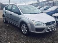 2006/06 Ford Focus 1.6TDCi ( 90ps ) LX LONG MOT EXCELLENT RUNNER