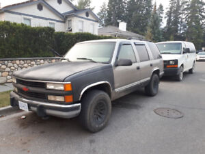 1999 Chevy Tahoe *Make your offer*