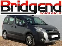 Citroen Berlingo 1.6HDi(90bhp) Multispace 2010MY XTR +Wheelchair Access Vehicle+