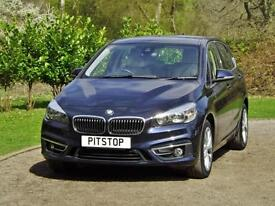 BMW 2 Series 218d 2.0 Luxury Active Tourer 5dr DIESEL AUTOMATIC 2015/15