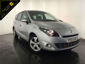 2012 RENAULT GRAND SCENIC DY-QUE TOMTOM DCI 7 SEATS SERVICE HISTORY FINANCE PX