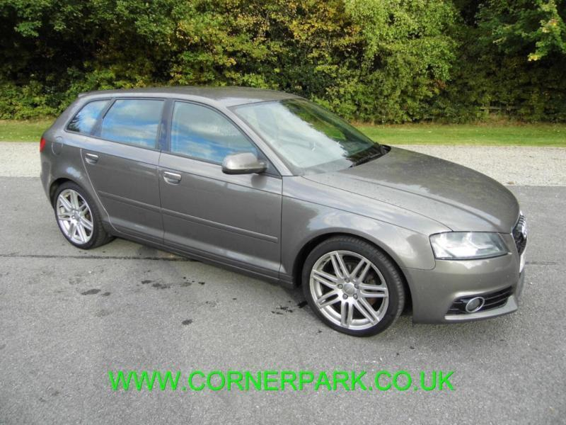 2011 audi a3 sportback tdi s line hatchback diesel in pontyclun rhondda cynon taf gumtree. Black Bedroom Furniture Sets. Home Design Ideas
