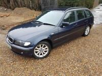 BMW 320 2.0TD ES Touring Estate Car, Drives Great, Hpi Clear,