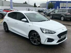 image for 2020 Ford Focus 5Dr ST-Line X 1.5 Tdci 120PS Auto Hatchback Diesel Automatic