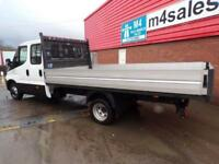 Iveco Daily LWB D/C DROPSIDE 13.5FT 150PS