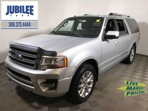 2015 Ford Expedition Max Limited  - Navigation