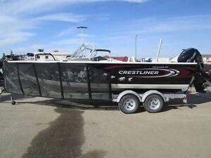 2013 Crestliner 2150 SST