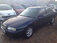 Rover 600 auto cheap 250
