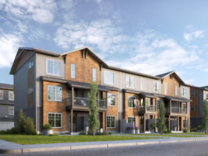 3 Bedroom Double Car Garage Townhome In Kirkness NW!