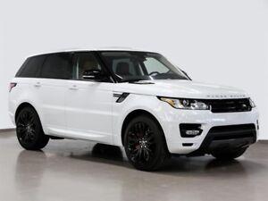 2016 Land Rover Range Rover Sport V8 Supercharged Dynamic @2.9%
