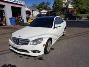 Mercedes C-350 (2008) 4 Matic AWD