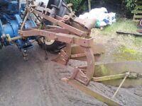 Ransome robin plough