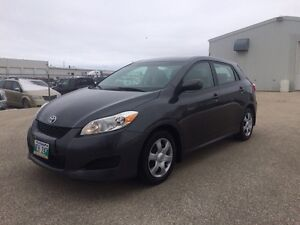 2010 Toyota Matrix XR - Safetied - 5 speed - clean