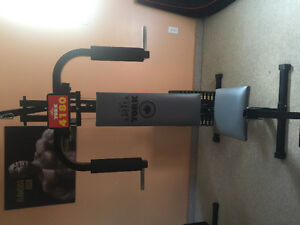 York 4180 home exercise machine