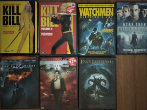 DVD Movies for TRADE!