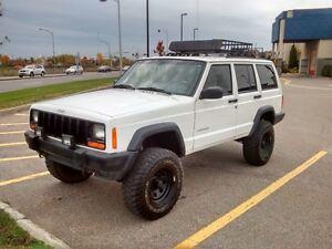 Jeep Cherokee XJ Sport 4.0L