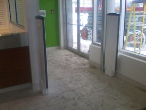 Installation portique antivol RF et Sensormatic (remis a neuf ) West Island Greater Montréal image 3