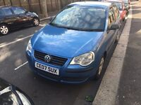 VW POLO 2007 only 2 owners from new