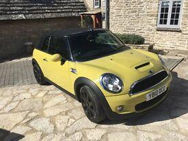 Mini Convertible 1.6 auto