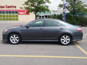 Toyota Camry SE-155,725km-Leather-Sunroof-Brand New Tires-Safety