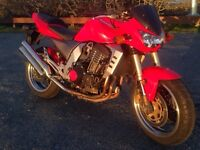 QUICK SALE!! Stock Kawasaki Z1000 Street fighter