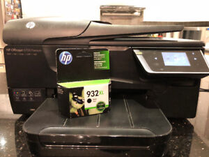 HP OfficeJet 6700 Premium e-All-in-One + Black ink 932 XL