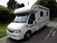 Bessacarr E450 2006 2 Berth Rear Fixed Bed Motorhome For Sale