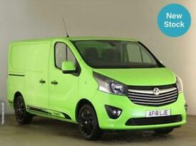 2018 Vauxhall Vivaro 2700 1.6CDTi BiTurbo 145PS H1 Ltd Edition Nav Short Wheelba