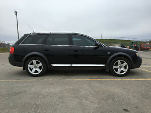 2004 Audi Allroad - 6 Speed Manual