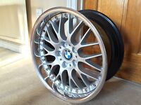 BMW BBS RS 744 745 18 inch 5x120 Staggered