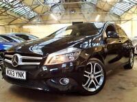 2013 Mercedes-Benz A Class 1.5 A180 CDI Sport Hatchback 5dr Diesel Manual