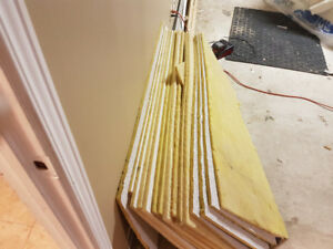 60 2x4 ceiling tiles for sale.  $25for all the tiles.