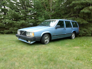 1988 volvo 740 turbo wagon