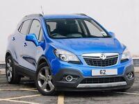 Vauxhall Mokka 1.6i SE 5dr Blue 2012