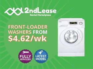 Lease washing machines close to you from only $20/Mth - (Mth-Mth) Sydney City Inner Sydney Preview